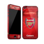 Club Licensed Arsenal iPhone 5 Sticker - een Maat