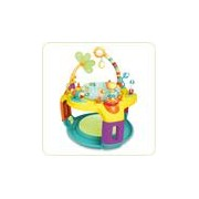 Centru de activitati Springin' Safari Bounce-A-Round