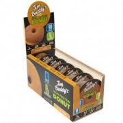 JIM BUDDY'S Pack de 6 Donut de Proteína Sabor Manteiga de Amendoim