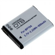 Kamerabatteri Samsung EA-BP70A
