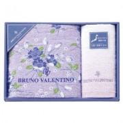 """Honda Towel Набор полотенец в подарочной упаковк """"Bruno Valentino"""": 65х120 см. -1 шт., 34х84 см. - 1 шт."""