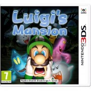 Luigi's Mansion 3DS Game