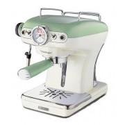 Espressor cu pompa Ariete 1389 CR/GR, (Verde)