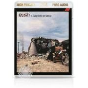 Video Delta RUSH - A FAREWELL TO KINGS - Blu-Ray