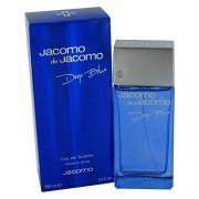 Jacomo Deep Blue Fragrance, 3.4 Oz