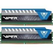 Kit Memorie Patriot Viper Elite Blue 2x8GB DDR4 2666MHz CL16 Dual Channel