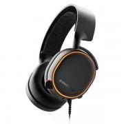 SteelSeries Arctis 5 2019 Edition Gaming-Headset RGB Beleuchtung DTS Headphone:X v2.0 PC MAC Schwarz