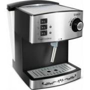 Espressor Cafea Samus ESPRESSIMO 850W 15 Bar Dispozitiv Spumare 1.6L Argintiu