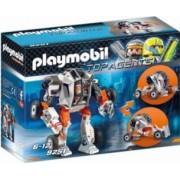 Jucarii PlayMobil Robotul Agentului TEC