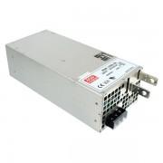 Transformator Sursa Profesionala de tensiune constanta Mean Well RSP-1500-12 IP67 230V la 12V 12.5A 80W DIM