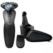 Електрическа самобръсначка Philips S7970/26, series 7000, за сухо и мокро бръснене, SkinGlide, Ножчета GentlePrecision, Сензор BeardAdapt