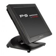 """Posiflex - PS-3315E Todo-en-Uno 2GHz J1900 15"""" 1024 x 768Pixeles Pantalla táctil Negro terminal POS"""