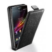 Cellular Line Cell Sony Flip Ess. Black Z1compa.