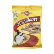 Snack pentru caini Pedigree Gravy Bones, 150 g
