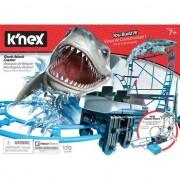 K'Nex - Shark Attack Coaster Roller coaster set de construcții rechin