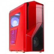 Carcasa NZXT Phantom 410 Red