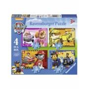Puzzle Patrula Catelusilor, 12/16/20/24 Piese Ravensburger