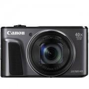 Цифров фотоапарат Canon PowerShot SX720 HS, Black - AJ1070C002AA
