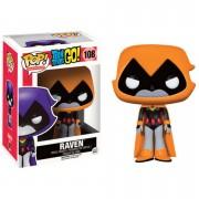Pop! Vinyl Teen Titans Go! POP! Television Vinyl Figura Raven (Orange)