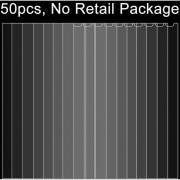 50 Pcs Para ZTE Axon 7 0.26mm 9h Dureza Superficial 2.5D A Prueba De Explosion Tempered Glass Screen Film, Sin Paquete Al Por Menor