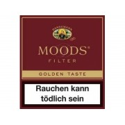 Dannemann Moods Golden Taste Filter, 20