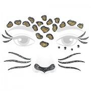 """ART Face Art Tattoo """"Leopard"""""""