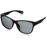 Polaroid PLD 6077/F/S SS19 Gafas de sol, Unisex Adultos, Black