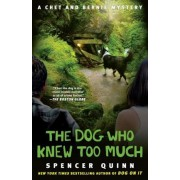 The Dog Who Knew Too Much, Paperback