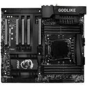 Placa de baza X99A GODLIKE GAMING CARBON, Socket 2011-3, eATX