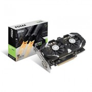 MSI GeForce GTX 1050 2GT OCV1 (2GB GDDR5/PCI Express 3.0/1404MHz-1518MHz/70