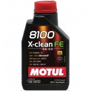 MOTUL 8100 X-clean FE 1 litru