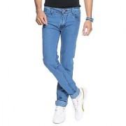 Stylox Men's Blue Slim Fit Jeans