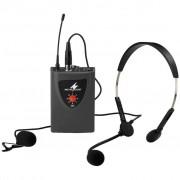 MONACOR Headset+mygga+sändare - Monacor TXA-100HSE