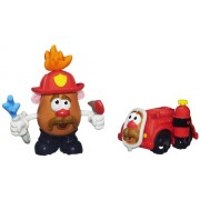 Playskool Mr. Potato Head Little Taters Big Adventures Fire Rescue Spud Toy Figure