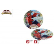 Colorbaby Pack 8 piatti 23cm Spiderman
