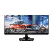 Monitor LED Lg 29UM58-P 2K Black