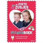 Top1Toys Boek Zoete Zusjes Vriendenboek