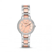 Fossil Virginia Dames Horloge ES3405