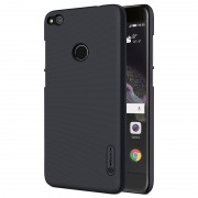 Huawei P8 Lite (2017) Nillkin Super Frosted Shield Case - Black