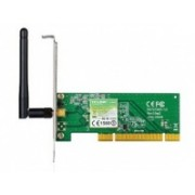 TP-LINK TL-WN751ND Tarjeta de Red PCI incl. Antena Desmontable, Inalámbrico, 802.11b/g/n