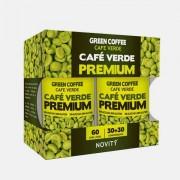 NOVITY CAFE VERDE PREMIUM PACK 30+30 COMPRIMIDOS