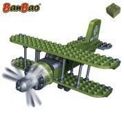 Set constructie Avion militar cu elice, Banbao
