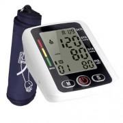 Tensiometru medical X180 afisaj MARE LCD, scanare puls, compresie automata