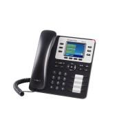 Phone, GRANDSTREAM GXP2130V2, VoIP, 3 lines, Linux-based, 4-посочна конференция, 8 BLF бутона, HD звук, цветен TFT екран