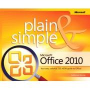 Microsoft Office 2010 Plain & Simple