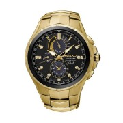 Seiko Coutura Mens Watch Model SSC572P (Gold)