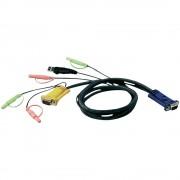 USB - KVM kábel 5 m, ATEN 2L-5305U (1013023)