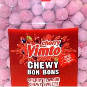 Cherry Vimto Chewy Bon Bons Sweets