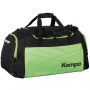 Kempa Sporttasche TEAMLINE - schwarz/fluo grün | L