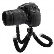 """Sonstige Marke Universal Handy Gorillapod Octopus Tripod Stativ Halterung Ständer für GoPro / Kameras mit 1/4"""" Gewinde (26.5cm) - Schwarz"""